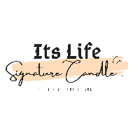Its Life Signature Candle