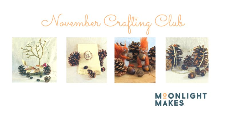 "November Crafting Club ""Simple Gifts"" - Buy 3 get 1 FREE!"