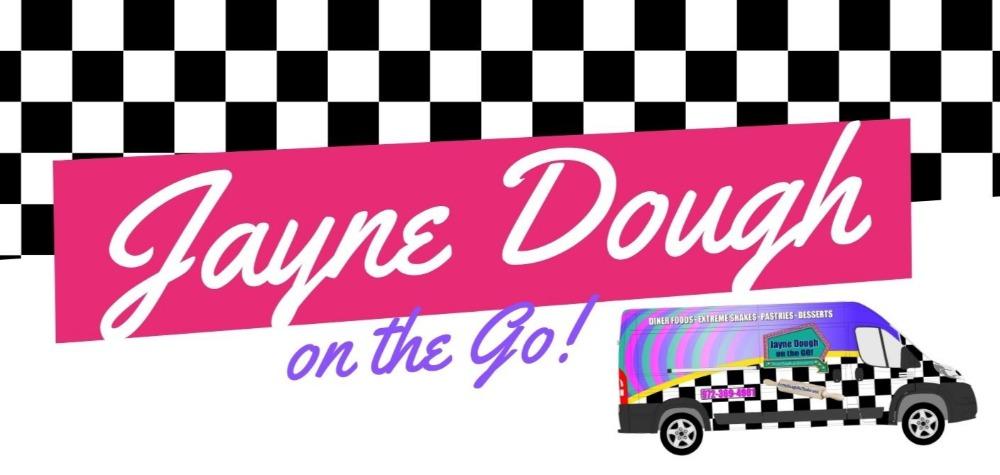 Jayne Dough On The Go!