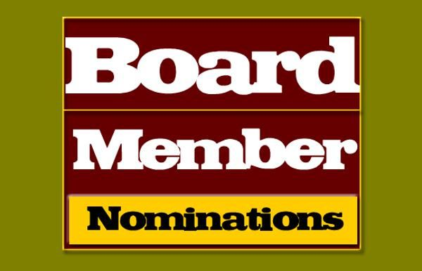Membership Dinner & 2021 Board Nominations
