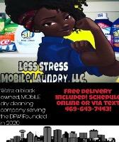 Less Stress Mobile Laundry LLC