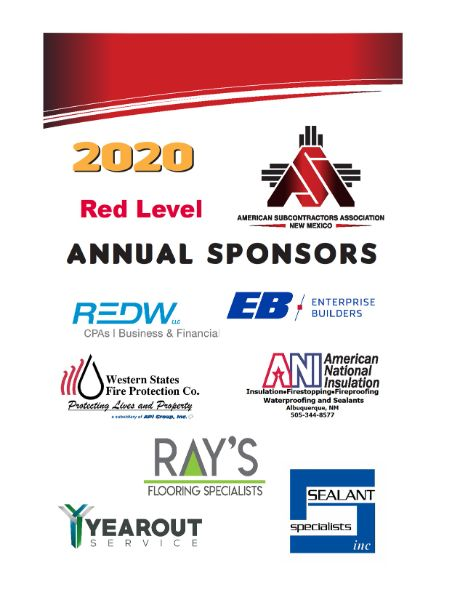 2021 Sponsorship Opportunities