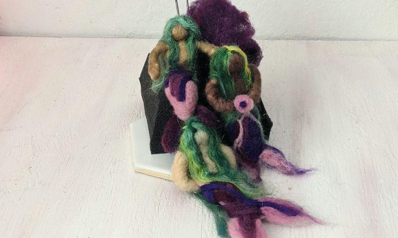 Virtual Craft Party - Mermaids!