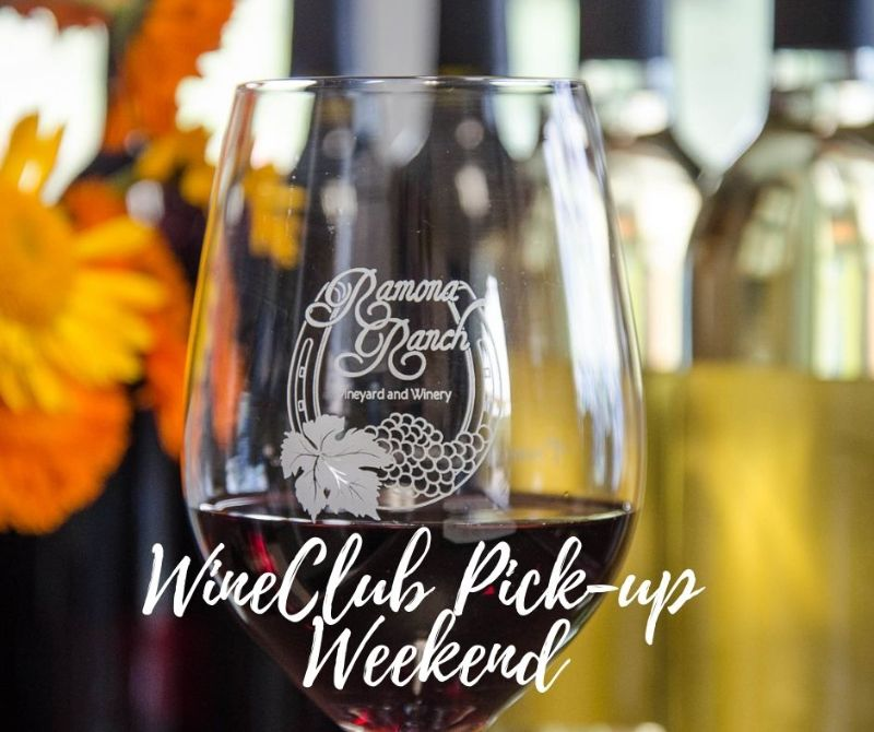 WineClub Drive-Through Wine Pick-up (Pre-Paid)