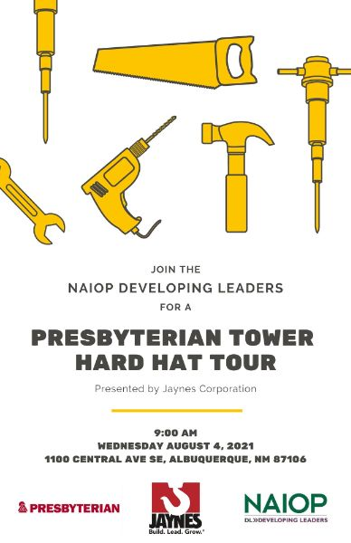"""August 4th DL """"Hard Hat Tour"""" Presbyterian Tower"""