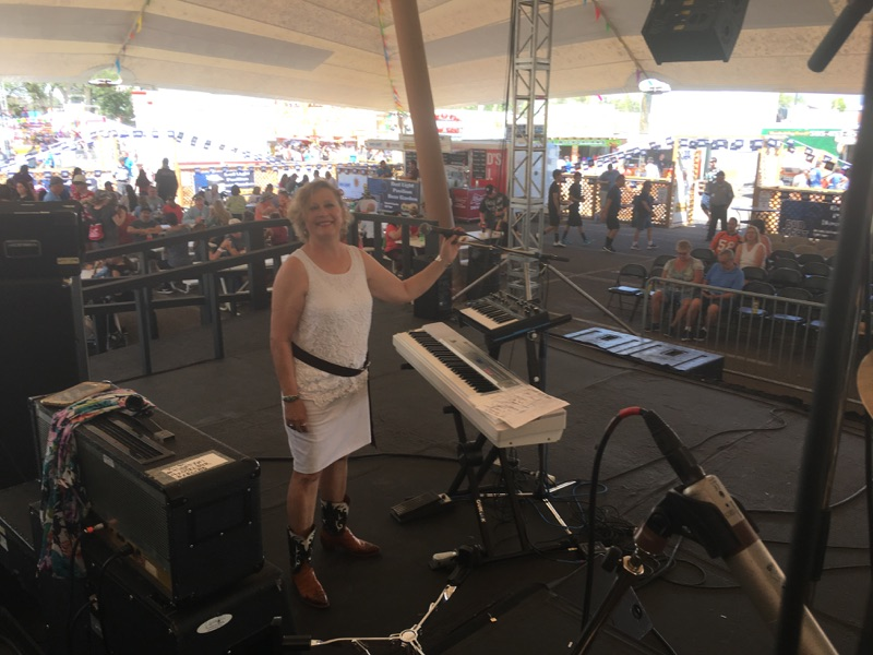 ALCHEMIE at the New Mexico State Fair - MAIN STAGE (MATTRESS PAV)