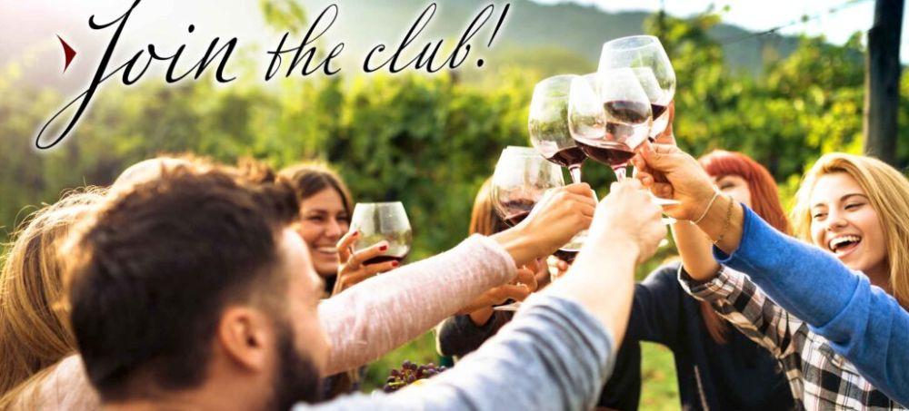 Lescombes Family Vineyards Wine Club
