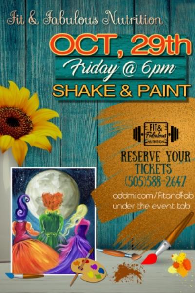 Shake N Paint