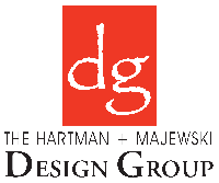 Thank you Hartman + Majewski Design Group!