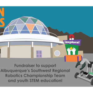 Not sure who to reach out to but I need some help from our YPA family for some great students... Please help support Albuquerque's Southwest Champion S.T.E.M. Robotics Team We R4 Creating sponsoring a robotics club made up of local high school as middle school kids. These kids do all the work and have most recently taken the title of Southwest Region Champions in a National contest to build a working robot built by welding and tinkering from a pile of pieces and their imaginations up to a functional machine. I hope you will join us 5/10/19 and have your own chance to build a robot with your team and celebrate with a cold glass of Bosque Brewery Co. beer.   https://www.tickettailor.com/events/r4creating/227307
