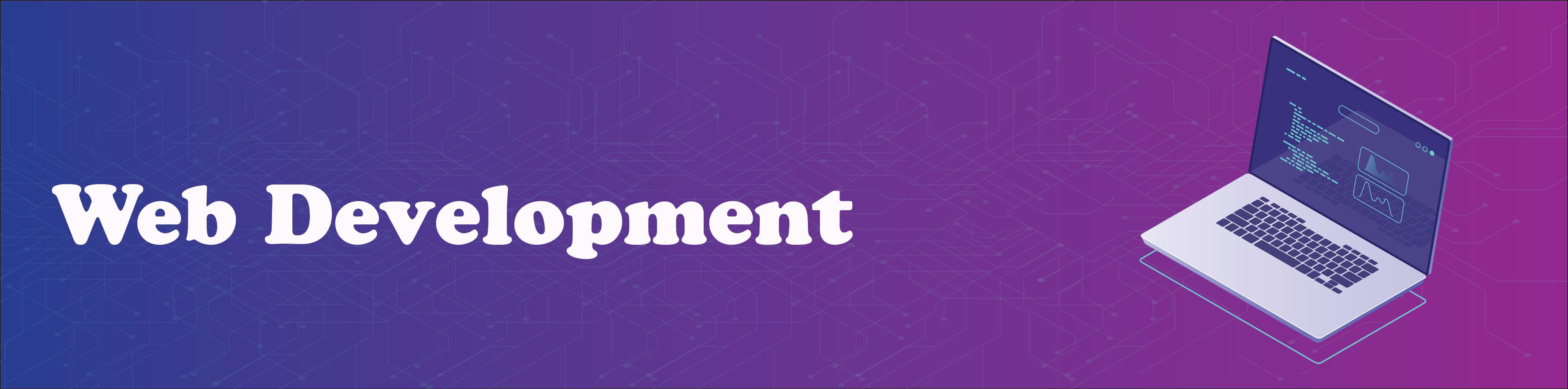 web development training courses information