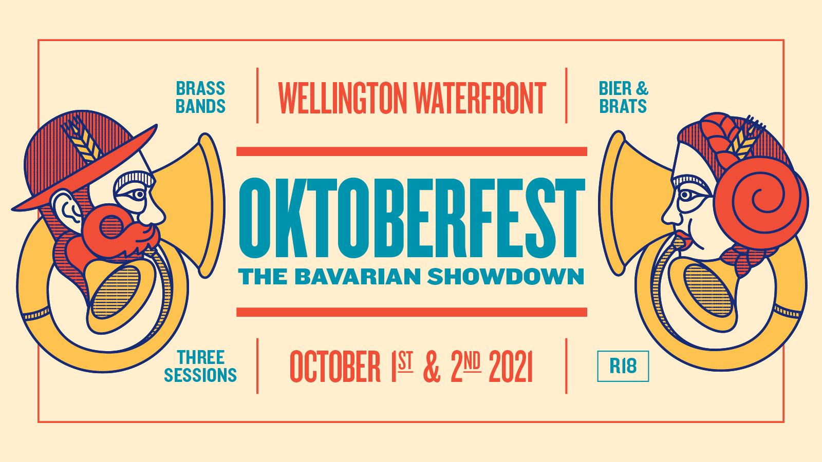 Oktoberfest 2021 cover image