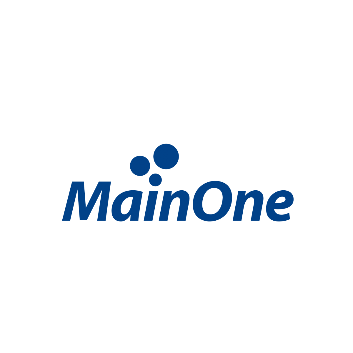 MainOne jobs logo