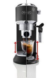 Espresso DeLonghi DEDICA EC685.BK černé