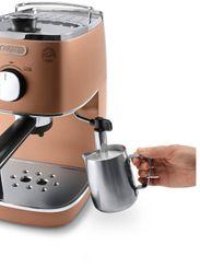 DeLonghi Distinta ECI 341.CP měděné + 0.5kg kávy TCHIBO + doprava ZDARMA