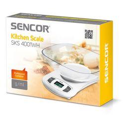Sencor SKS 4001 (bílá)