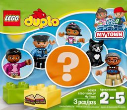 LEGO DUPLO Legoville 30324 Moje město