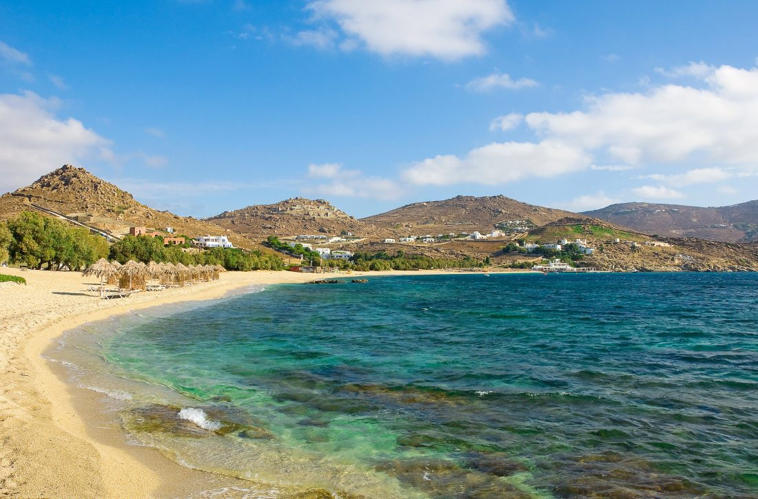 Mykonos beaches: From the most peaceful to the most lively