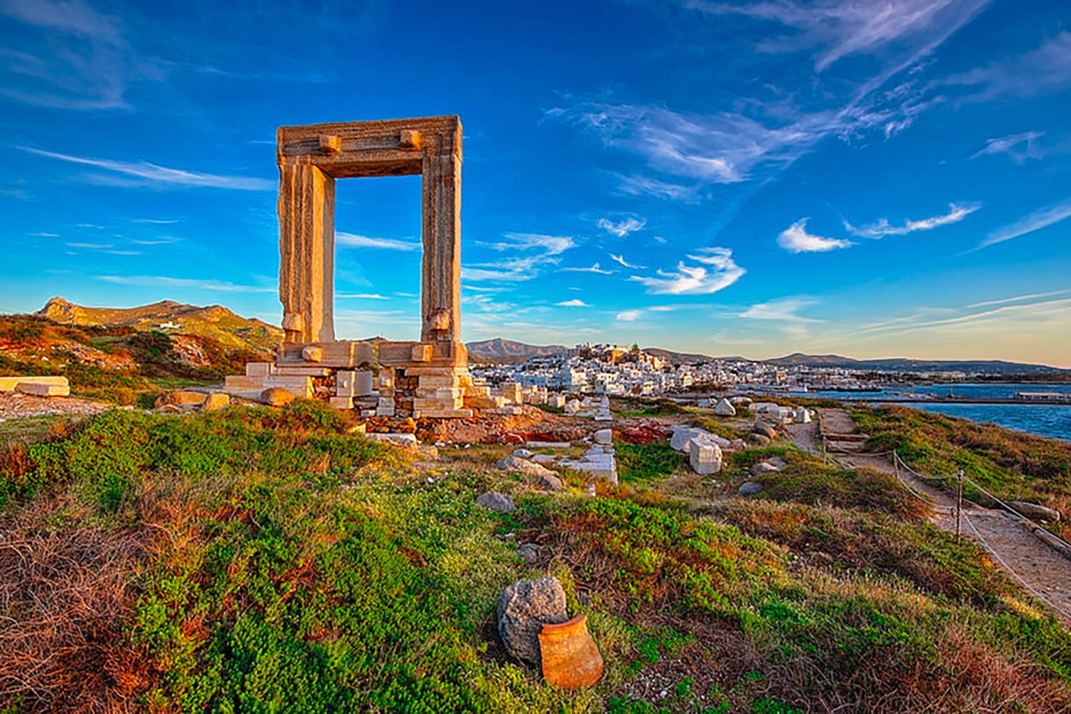 Visiting Naxos: Nature & never ending beaches
