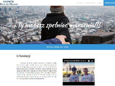 Fundacja Krok Do Marzeń