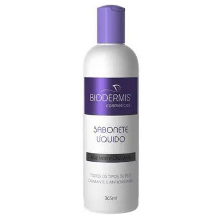 Sabonete Liquido Erva Doce - 365ml