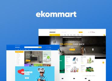 Leo Ekommart Supermarket Hitech & Home Appliance Prestashop Theme