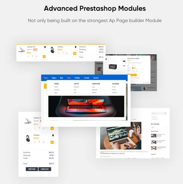 Advanced Prestashop Modules