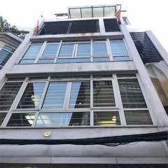 Bán Toà nhà Siêu Thị 6 Tầng, Thang máy, gara 7 chỗ Phố Xã Đàn, 9.8 tỷ