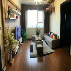 Cho thuê căn hộ chung cư KĐT Việt Hưng nhà đẹp chỉ về ở thôi