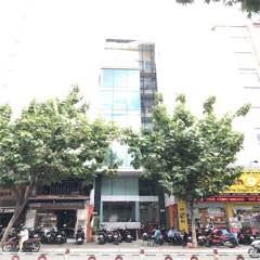 Tôi Cần Bán Toà Nhà Mặt Tiền Đường Nguyễn Thị Mình Khai Quận 3  DT: 6,1 x 13m Giá 40 Tỷ