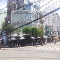 Bán Nhà Góc 2 Mặt Tiền Nguyễn Khắc Nhu - Cô Giang DT: 6x10m 4 Tầng Giá 23,5 Tỷ Thu Nhập 3.300$/ thán
