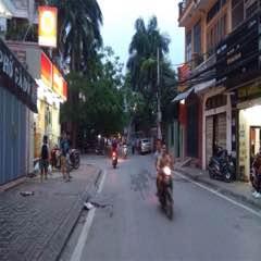 Nhà Mặt phố Ba Đình, Kinh doanh, Ô TÔ tránh 55m2x5T, MT 3,6m