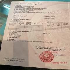 Bán nhà C4 hẻm oto 450 Trương Công Định P8 TPVT