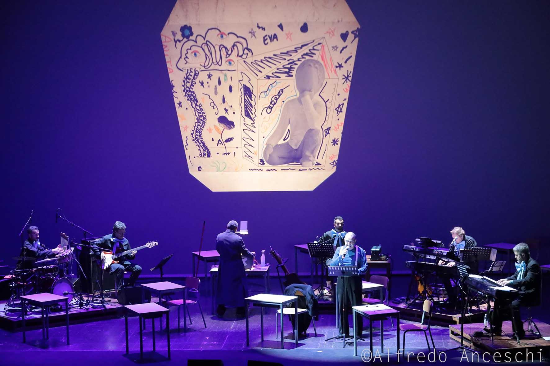 Una storia fantastica, Teatro Valli, 23 febbraio 2020.