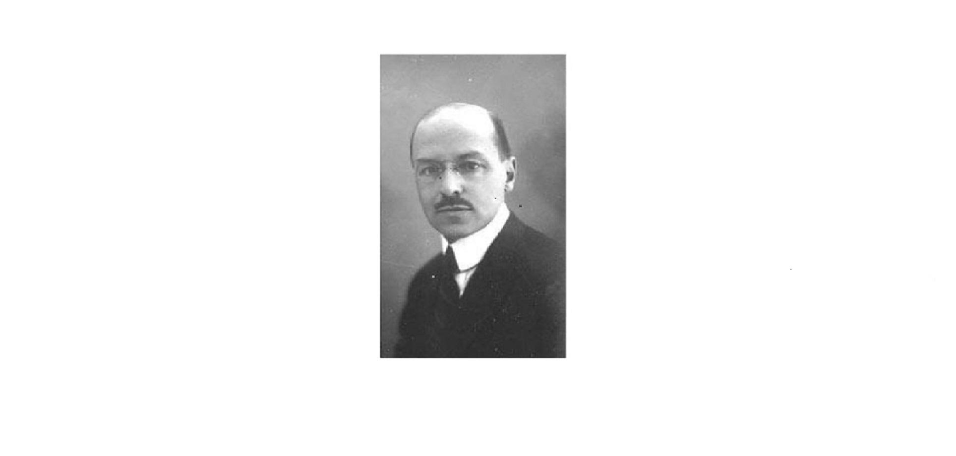 Un ritratto di Ugo Amaldi