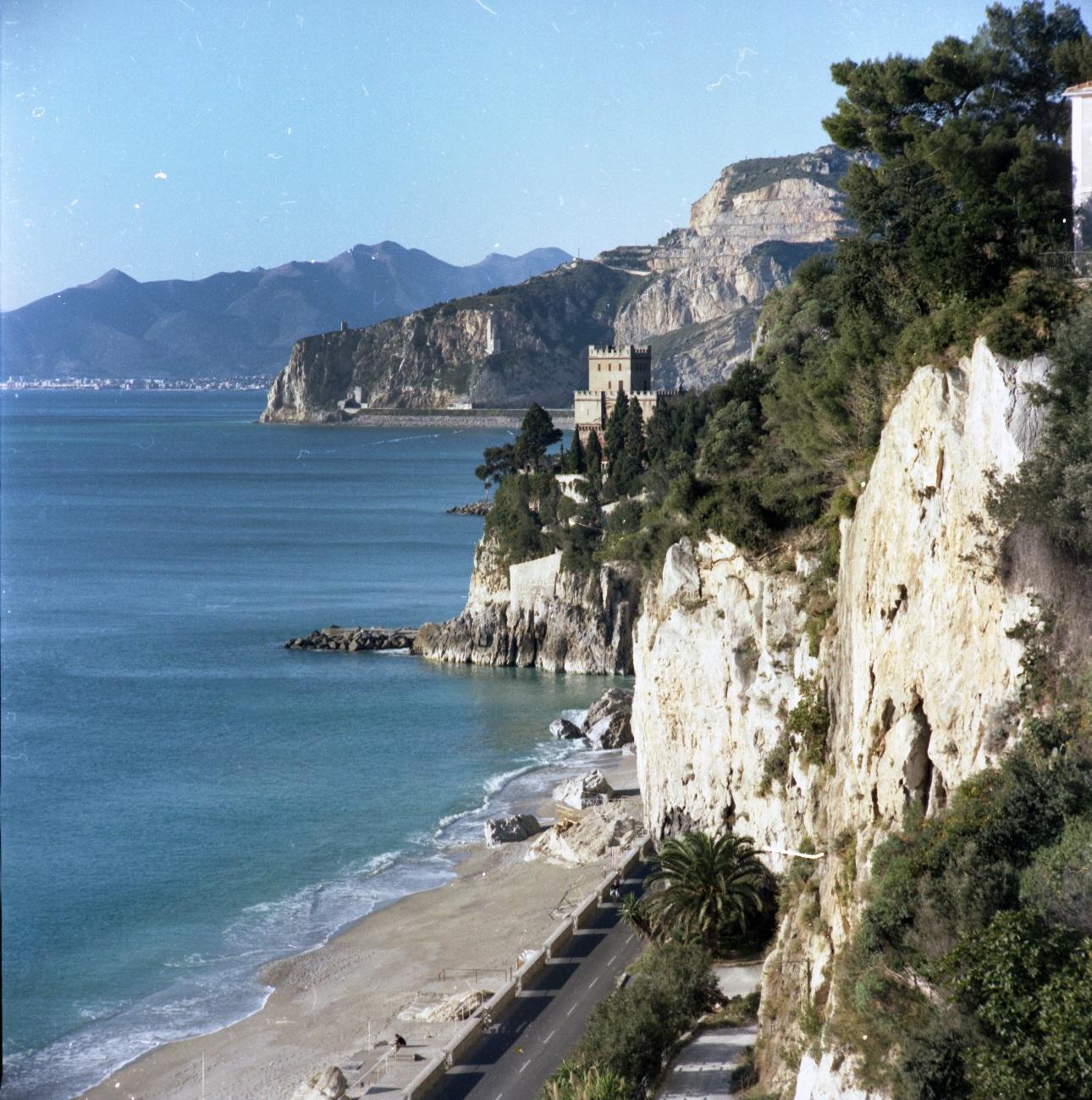 Finale (Panoramica), anni 80 © Piero Vado