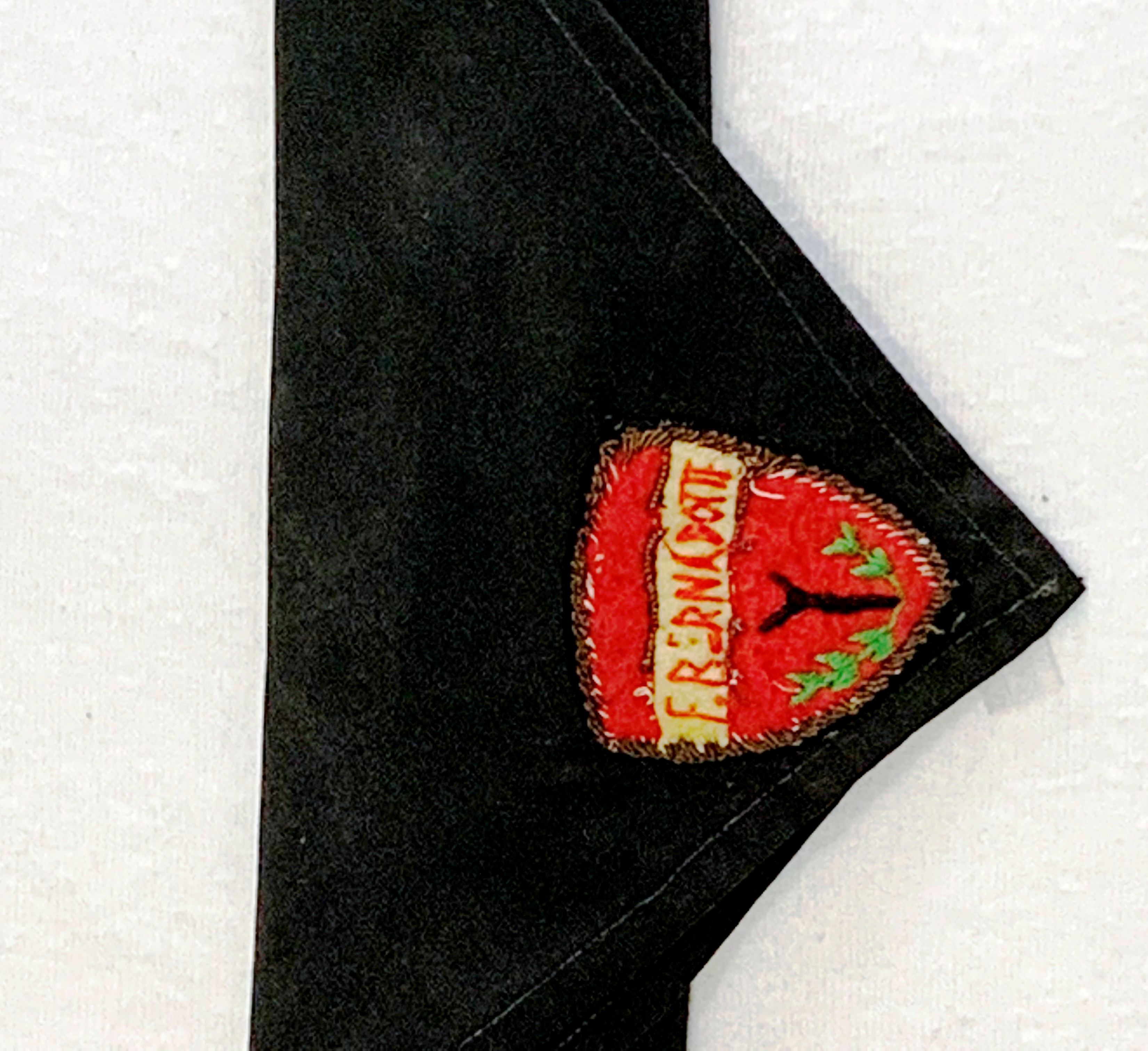fazzolettone del CLAN Folke Bernadotte