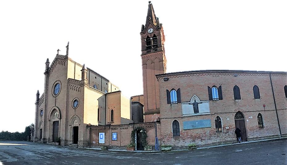 Sede STILESCOUT Strada San Cimitero San Cataldo 111 Modena