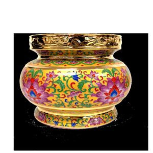 Incense Burner Bowl