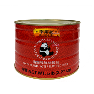 Oyster Sauce Large Can