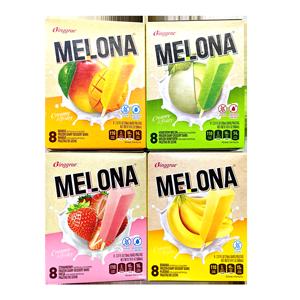 Melona Ice Cream Variety