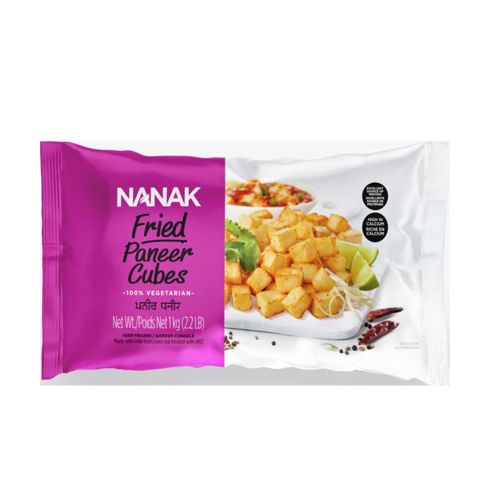 Nanak Fried Paneer Cubes