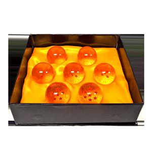 Dragonball 7 Ball Set