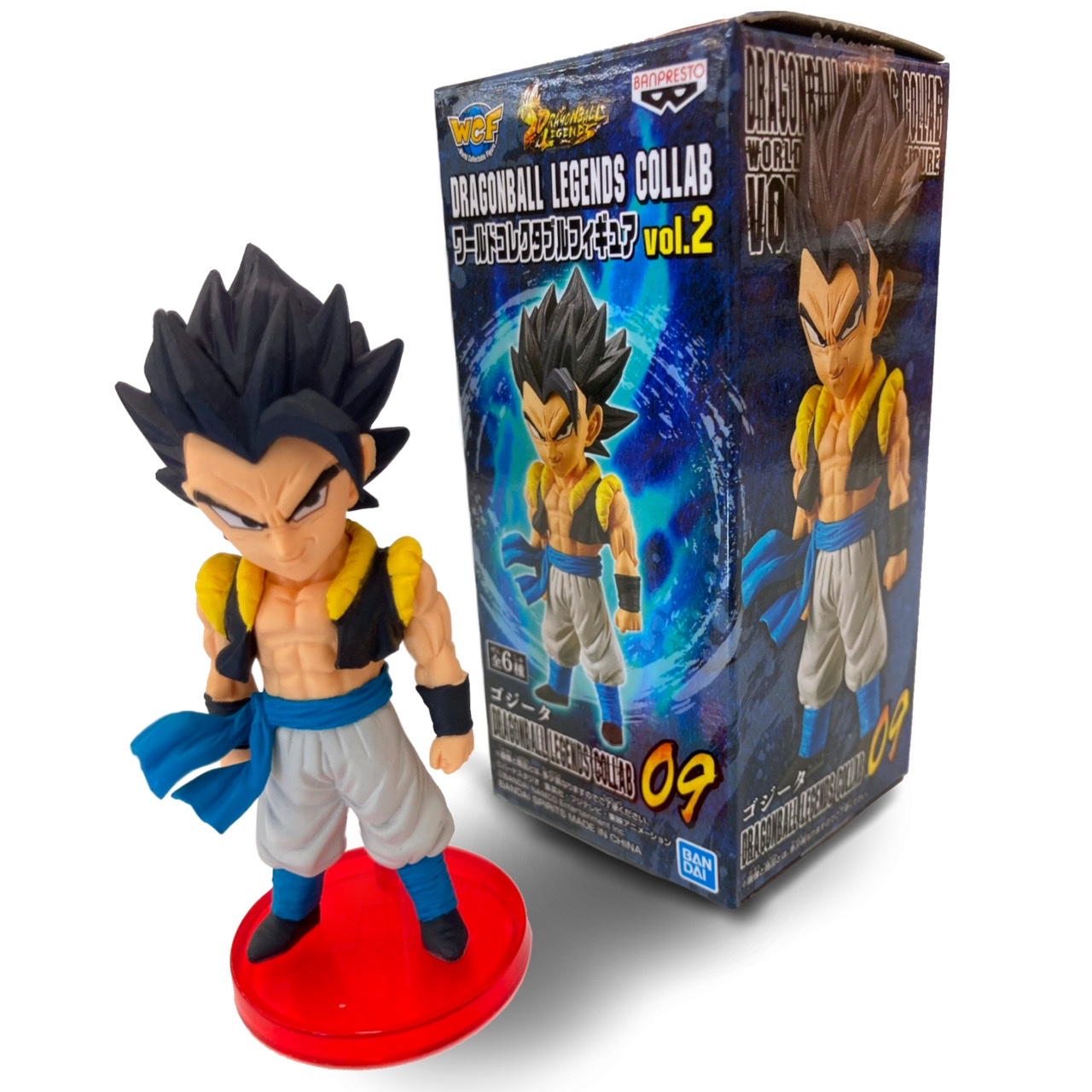 DragonBall Legends Collab; 3.5in Figure