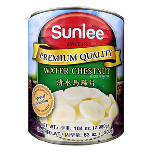 Water Chestnut Large Can