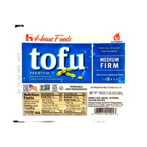 Medium Firm Tofu