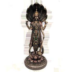 Hindu Lord Vishnu Statue