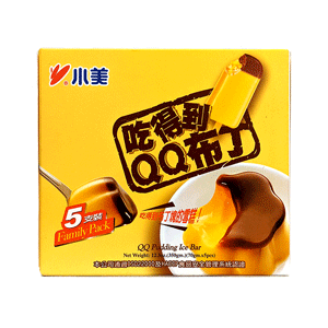 QQ Pudding Ice Bar