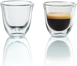 De'Longhi Espresso skleničky 60 ml