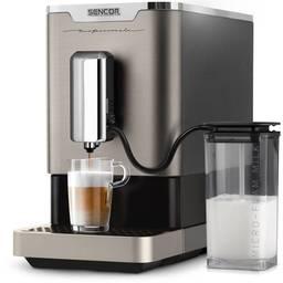 Espresso Sencor SES 9020NP + 1Kg kávy KIMBO ESPRESSO